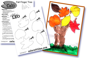 Fall kids activity