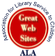 ALA ALSC Great Web Sites Seal