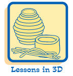 Click to view lessons about 3D objects.