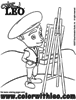 Coloring page for kids.